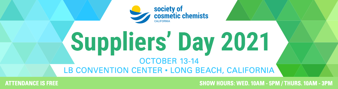 SCC California Suppliers' Day 2021